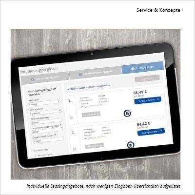 TeamBeverage Leasingvergleich - Mobil im Vertrieb als Absatzfinanzierungslösung as a Service